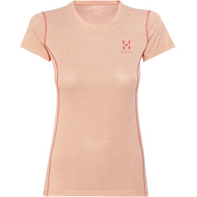 Haglöfs L.I.M Strive - T-shirt manches courtes Femme - orange